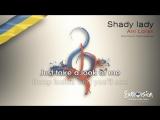 Ani Lorak - Shady Lady (Ukraine) - [Karaoke version]