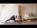 Упражнение йоги для похудения