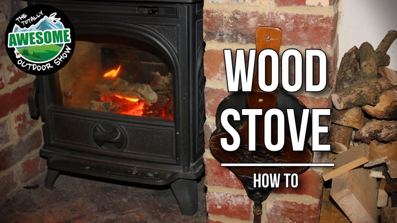 How to use a Woodburning Stove | TA Outdoors