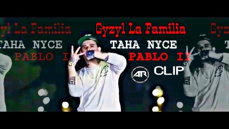 Taha Nyce - Pablo II Türkmen Rap 2018 feat. Jeyhoon [Gyzyl La Familia]