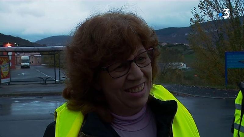 En Aveyron les gilets jaunes veulent prolonger le mouvement