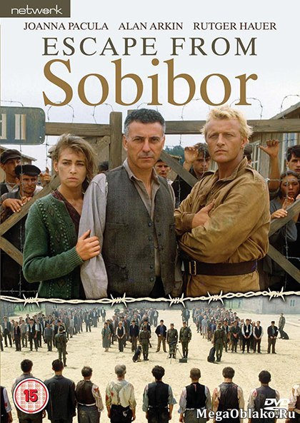 Побег из Собибора / Escape from Sobibor (1987/DVDRip) + AVC