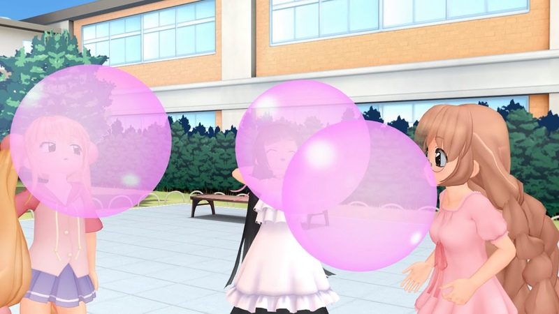 Kodomo no Jikan Bubblegum Playtime