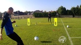 Individual Soccer training with Pro player