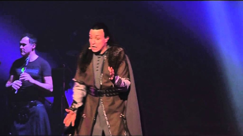 TRISTAN ISOLDE The Musical - For You Lady (extract of the show)