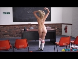 Millie_Rose_-_College_Uniform_InspectionBritish_Girls___Downb___