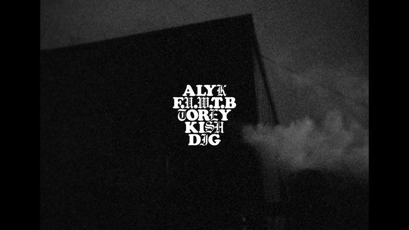 ALYK - TOREY KISH - FED UP WITH THE BULLSHIT insidebmx