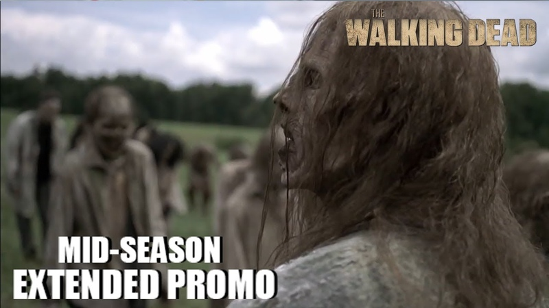 The Walking Dead 9x08 EXTENDED Trailer Season 9 Episode 08 Promo/Preview [HD] EXTENDED MID-SEASON