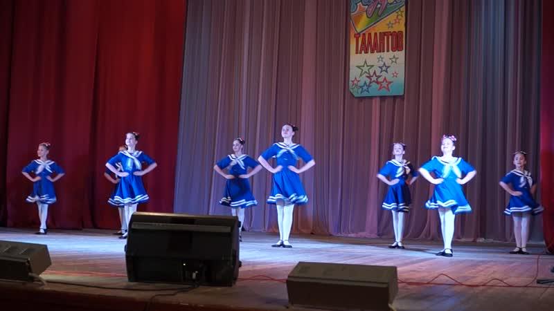 Матрешки на областном конкурсе Радуга талантов