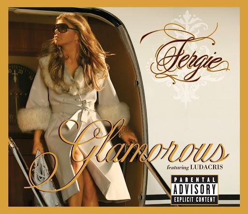 Fergie альбом Glamorous [International Version] (Deluxe)