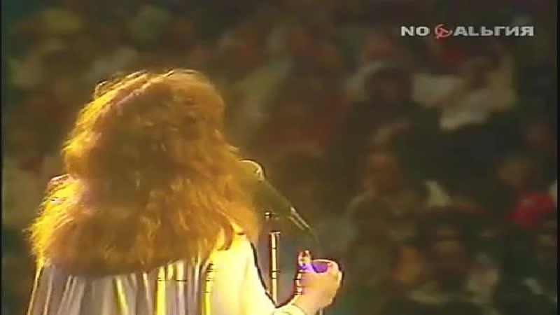 Алла Пугачева Песня на бис Монологи певицы в Ленинграде 18 28 07 1981 г