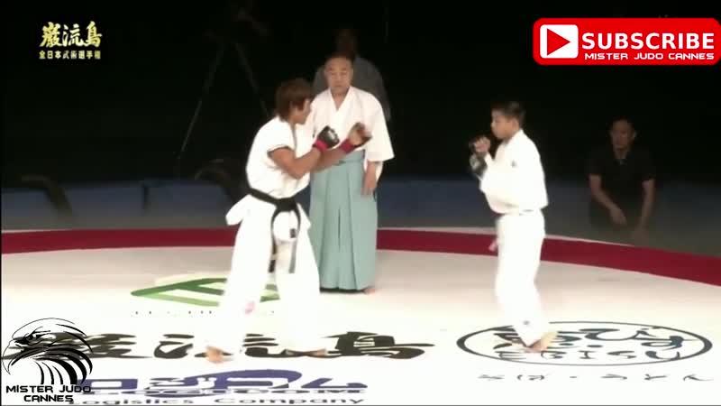 КУДО против Дзюдо FIGHT 2 - ALL JAPAN MMA 2018 in MAIHAMA