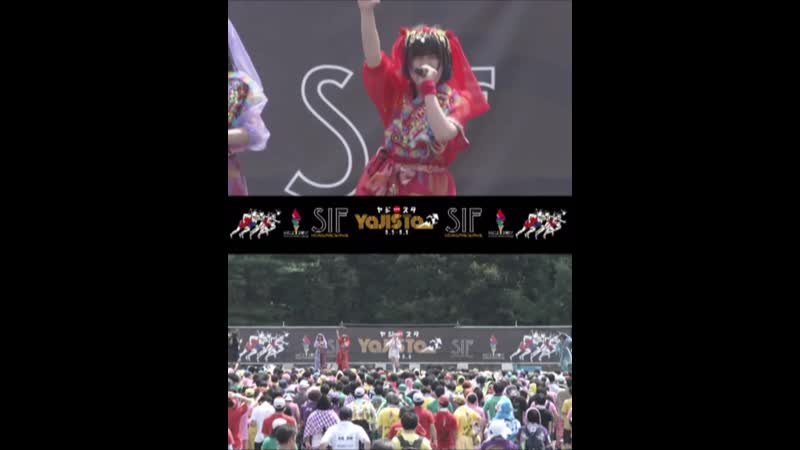 Youll Melt More SIF Momoclo Natsu no Bakasawagi Day 2 20170806