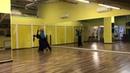 Алексей и Екатерина - Медленный фокстрот ТСК Территория Танца Ярославль спортивные бальные танцы