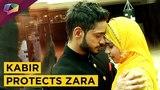 Ishq Subhan Allah- кабир защищает Зару от напившегося мужчины