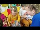 Юные рекламщики порадовали детей подарками! 14.06.18.