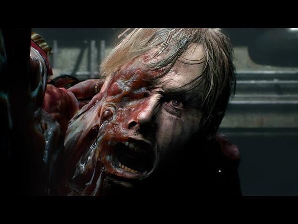 Resident Evil 2 Remake 2019 5 ПРОХОЖДЕНИЕ