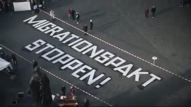 Aufruf 01.12.18 am Brandenburger Tor in Berlin um 14 Uhr