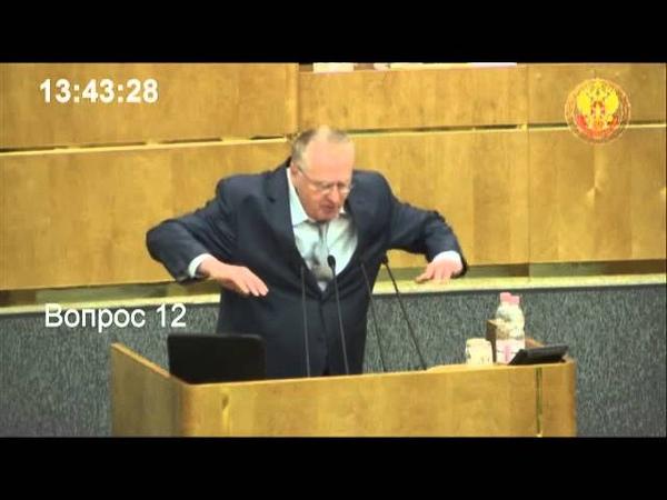Жириновский: член ДПНИ обнимается с милицейскими генералами 23.10.2013