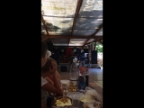Живая музыка инструмент армянский барабан