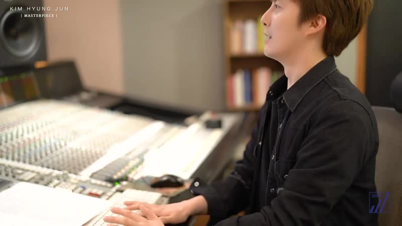 KIMHYUNGJUN New Single (SNAP SHOT) REC Making Message for JAPAN