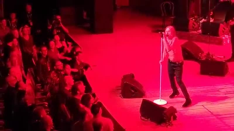 Iggy Pop - Search Destroy TV Eye, live at Sydney Opera House 17 April 2019