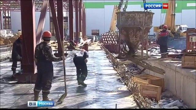 Вести-Москва • Участок метро от Марьиной рощи до Петровско-Разумовской сдадут к концу года