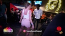 Zion Child and Aleksandra Shatalova Salsa Dancing at Pre Party of The Third Front, Thu 02.08.2018