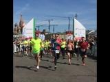 Зеленый марафон «Бегущие сердца» в Москве