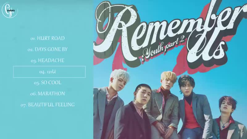 DAY6 - REMEMBER US YOUTH PART 2 Full Album [4th Mini Album]