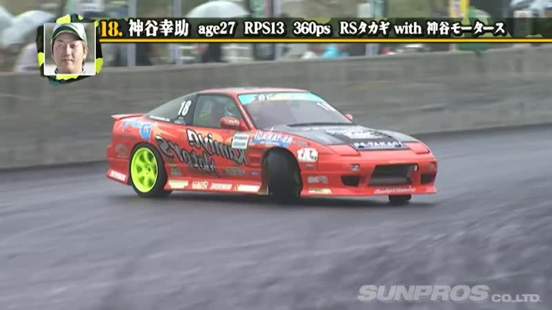 D1SL 2010 Rd.3 at Suzuka Twin Circuit 1.
