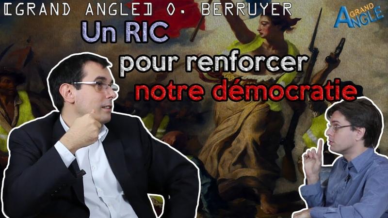 Prenons le pouvoir Un RIC pour renforcer notre démocratie !