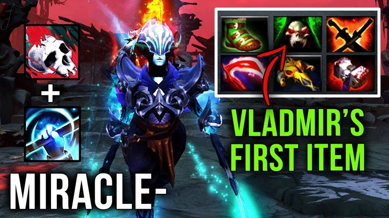 Miracle- Phantom Assassin - Most Imba Easy Combo with Magnus 7.20 Patch - Trying New Meta Build