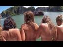 Booze Cruise - Topless Girls!