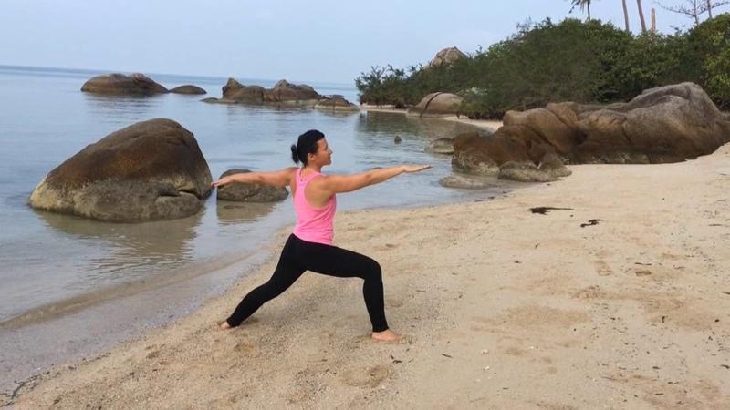 Таиланд - йога, джунгли и друзья - остров Koh Phangan