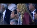 Shakira reaction seeing Gerard Pique HD Barcelona 0 1 Real Madrid