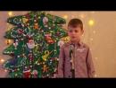 Новогодний праздник в детском саду 25.12.2014