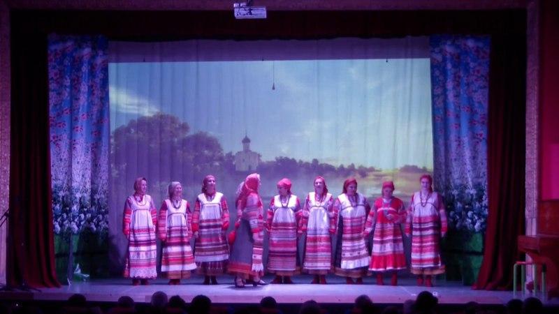 Отчетный концерт в ДК Плещеево 12.04.2018г.