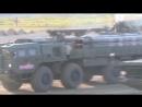 Демонстрационный показ возможностей военной техники и вооружения на полигоне Алабино в рамках Международного военно технического