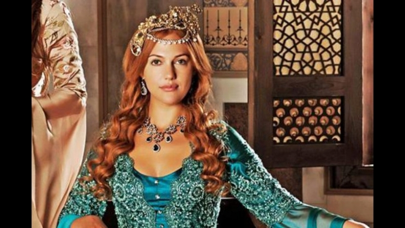 Александра-Роксолана-Хасеки-Хюррем-Султан