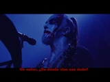 Behemoth - In The Absence Ov Light (Sub espa
