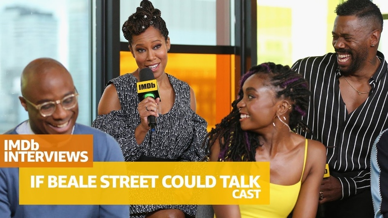 Barry Jenkins If Beale Street Could Talk Stars Were Eager to Work With Him | TIFF 2018