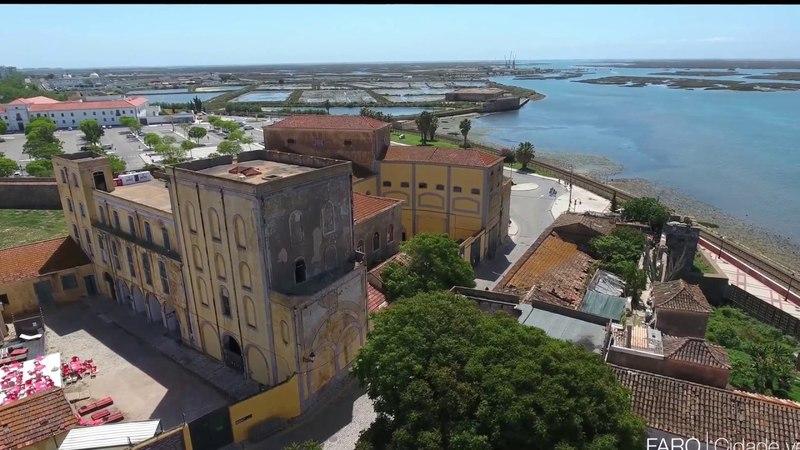 Фару Португалия ⁄ Faro Portugal 4K Ultra HD