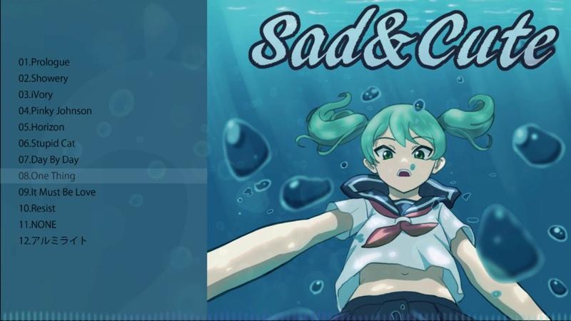 New 2nd. album SadCute by Twinfield feat. Hatsune Miku