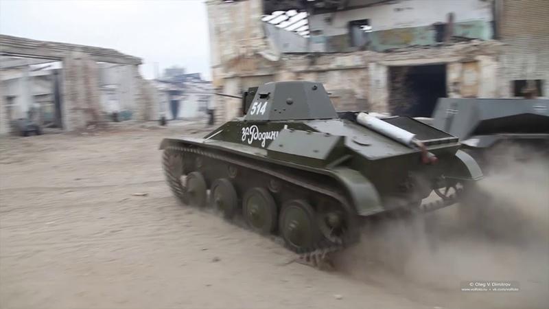 Обзорный видеоролик Военно-исторического клуба «Пехотинец»
