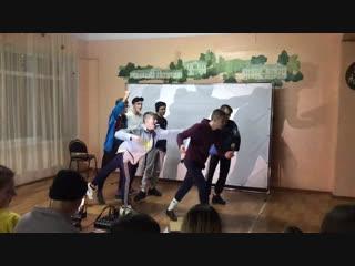 Мюзикл 5 команды
