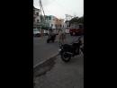 Agra street 2017