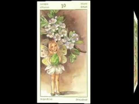 Таро Цветов (The Spirit of Flowers Tarot)