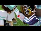 клип майнкрафт под песню Медуза