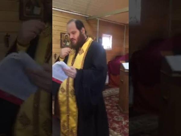 Священник Павел Островский: Разбор Библии 2-е послание Коринфянам 10 глава 7-18 стихи.